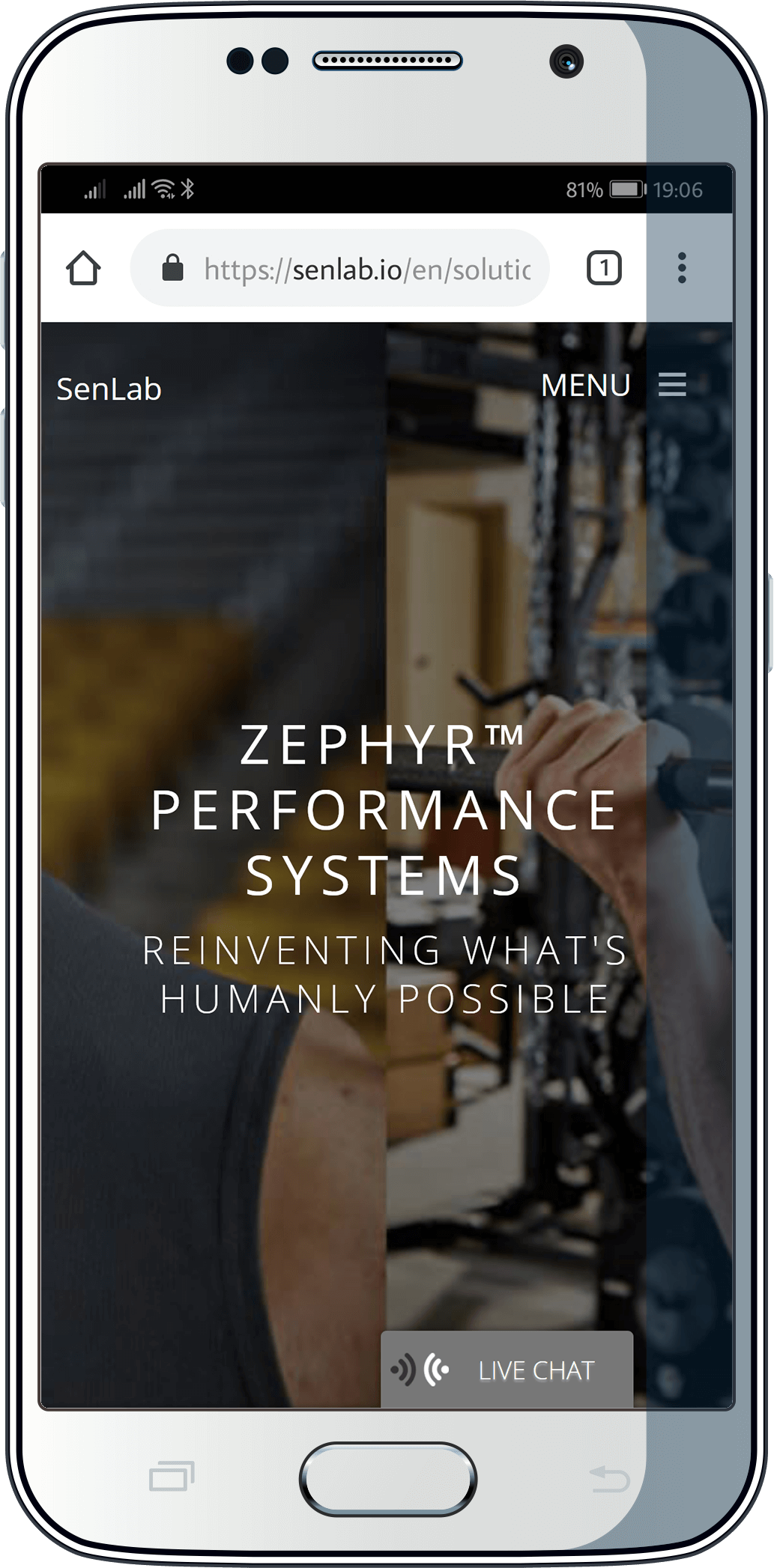 Zephyr™ Products